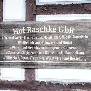 Vertriebspartner Hof Raschke Edermünde