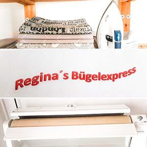 Vertriebspartner Reginas Bügelexpress Hasselroth