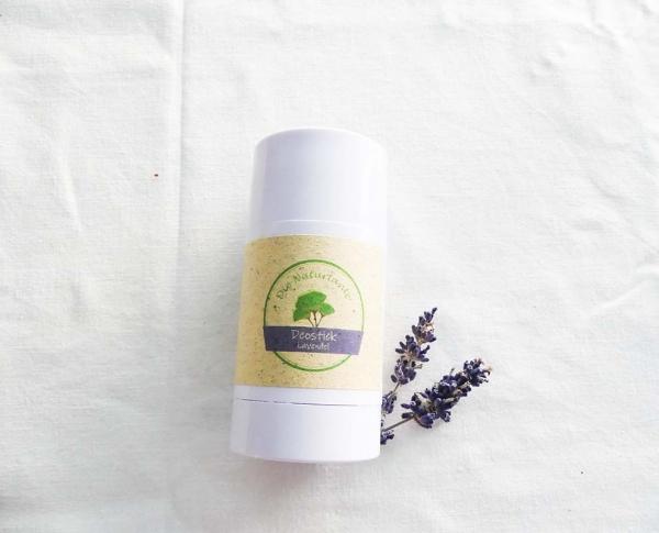 Natron Deo Stick Lavendel Naturkosmetik Naturtante