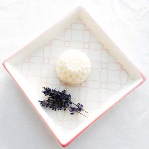 Shampoo Bar - festes Shampoo Lavendel Mini Naturkosmetik Naturtante