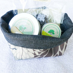Geschenk Paket Mini Naturkosmetik Naturtante