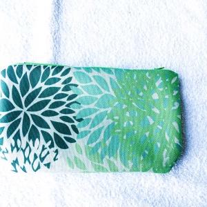 Kosmetiktasche Grün Naturkosmetik Naturtante